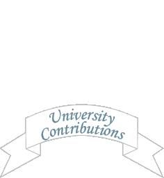 University Contributions