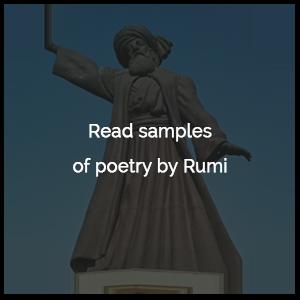 Rumi poetry samples