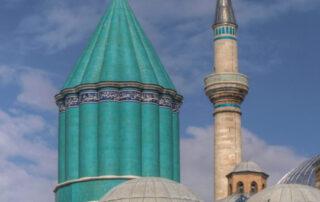 Persian Poetry Tomb of Rumi