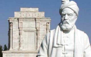 Persian Poetry tomb Ferdowsi